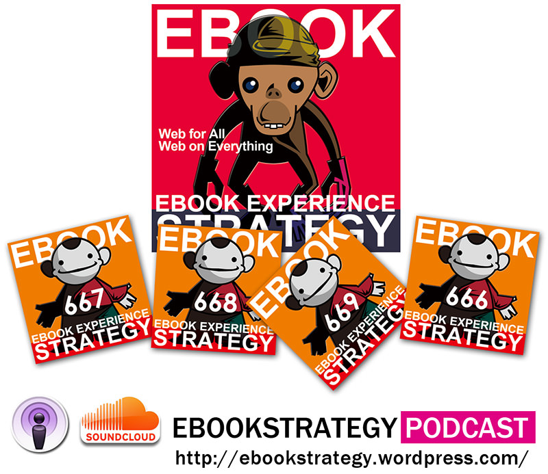 eBook Strategy Padcast
